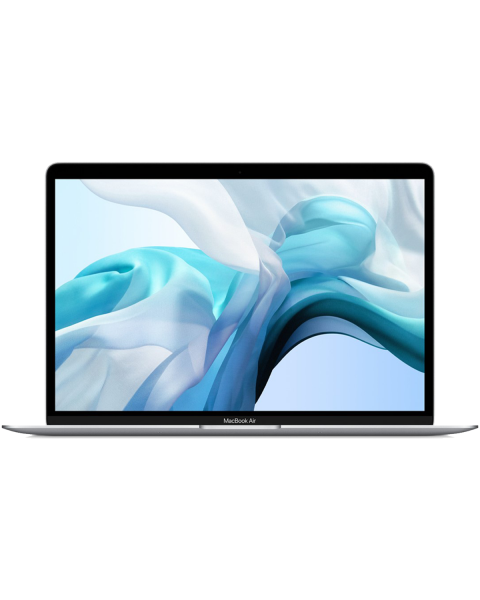MacBook Air 13-inch Core i3 1.1 GHz 2-core 256GB SSD 8GB RAM silber (2020)