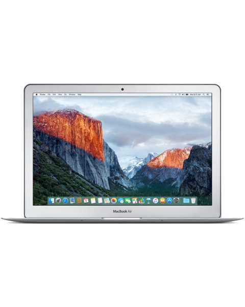 MacBook Air 13-inch Core i5 1.6 GHz 256 GB SSD 8 GB RAM silber (Anfang 2016)
