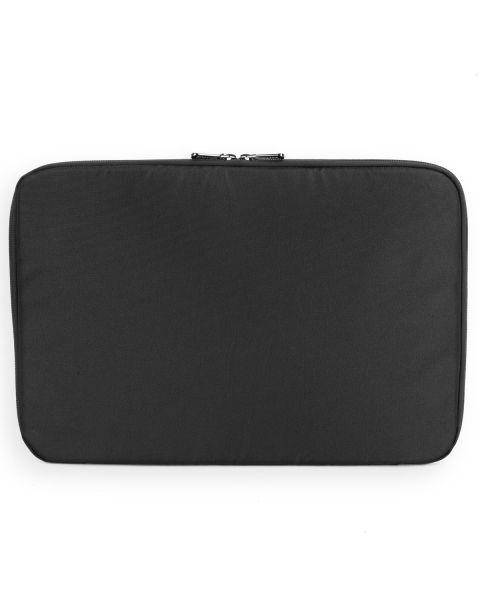Modern Series Laptop & Tablet Sleeve 15.6 Inch - Zwart / Black