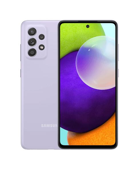 Refurbished Samsung Galaxy A52 4G 128GB violett