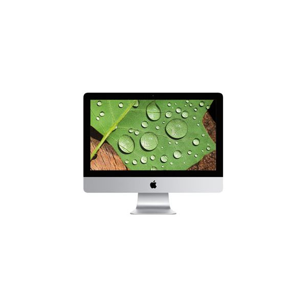 iMac 21-inch Core i7 3.3 GHz 512 GB HDD 16 GB RAM Silber (4K, Late 2015)