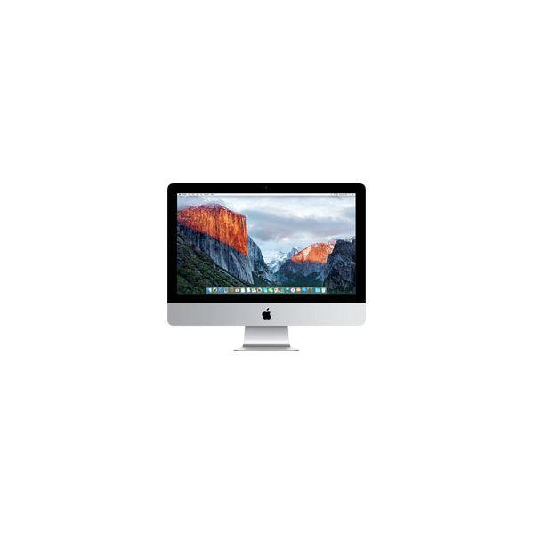 iMac 21-inch Core i5 2.8 GHz 2 TB HDD 8 GB RAM Silber (Late 2015)