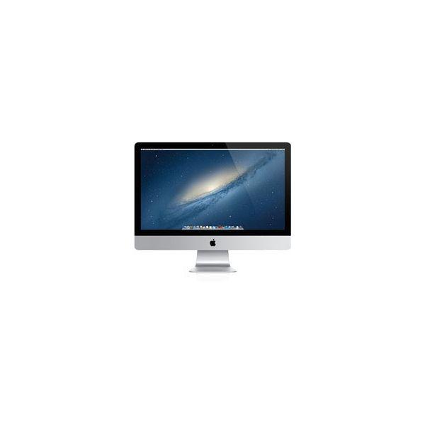iMac 27-inch Core i5 3.4 GHz 1 TB HDD 8 GB RAM Silber (Ende 2013)
