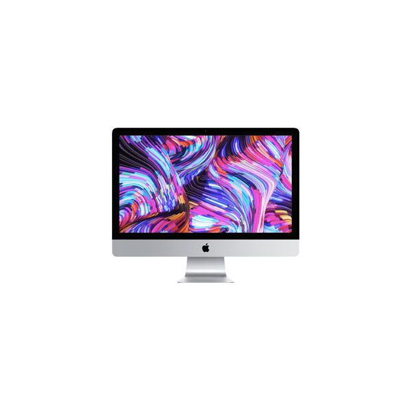 iMac 27-inch Core i5 3.7 GHz 2 TB HDD 32 GB RAM Silber (5K, 27 Zoll, 2019)