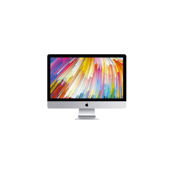 iMac 27-inch Core i5 3.8 GHz 2 TB HDD 64 GB RAM Silber (5K, Mid 2017)