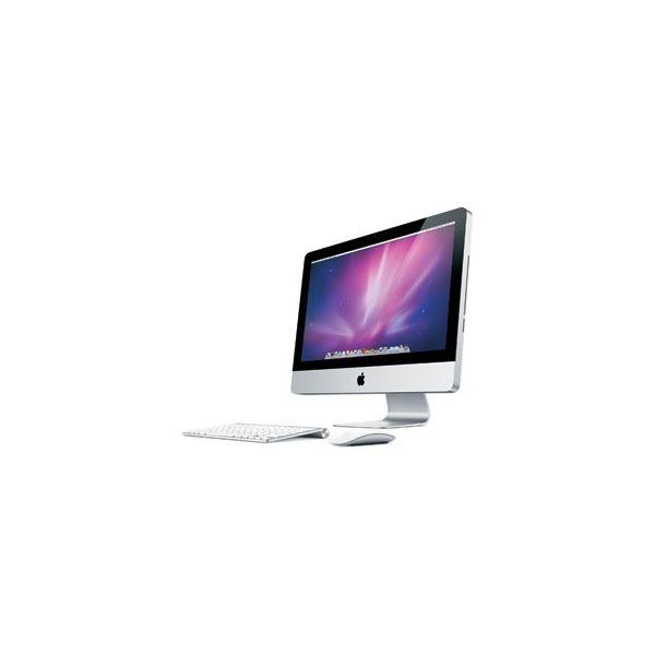 iMac 21-inch Core i3 3.06 GHz 500 GB HDD 4 GB RAM Silber (Mitte 2010)