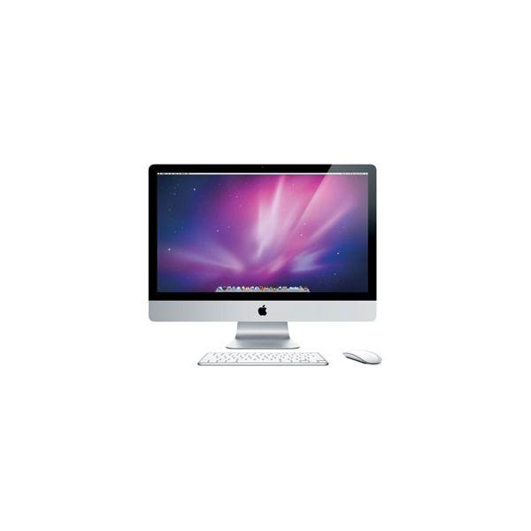 iMac 27-inch Core i5 2.8 GHz 2 TB HDD 8 GB RAM Silber (Mitte 2010)