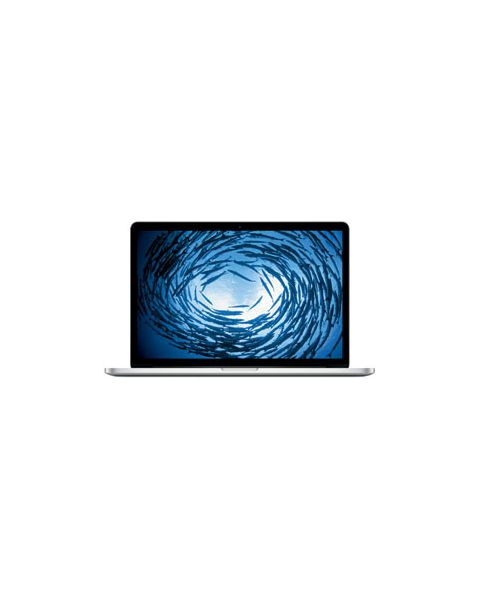 MacBook Pro 15-inch Core i7 2.0 GHz 512 GB SSD 16 GB RAM Silber (Anfang 2013)