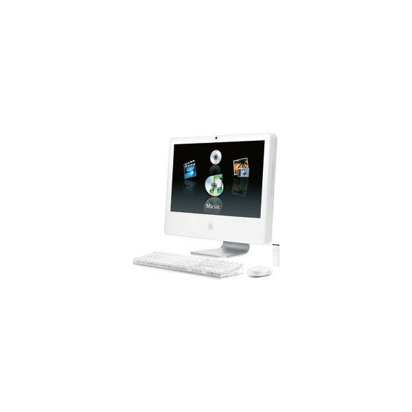 iMac 24-inch Core 2 Duo 2.33 GHz 250 GB HDD 1 GB RAM Silber (Ende 2006   24