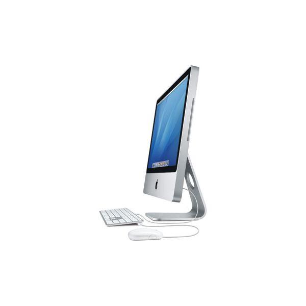 iMac 24-inch Core 2 Duo 3.06 GHz 500 GB HDD 2 GB RAM Silber (Anfang 2008)