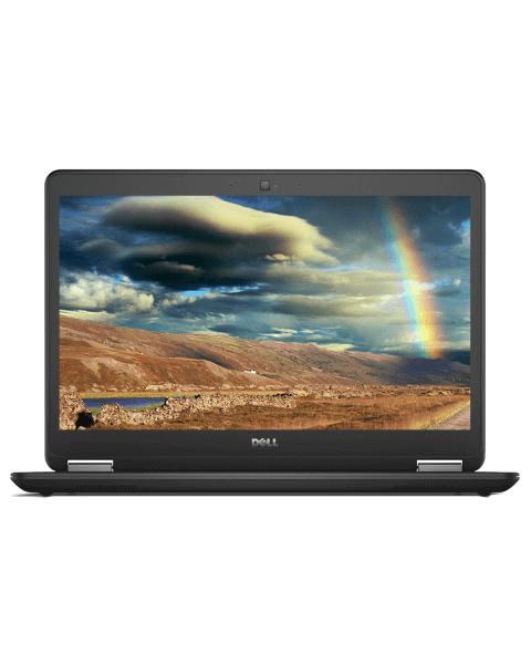 Dell Latitude E7450 | 14 inch FHD | Touchscreen | 5e generatie i5 | 256GB SSD | 8GB RAM | 2.3 GHz | QWERTY/AZERTY/QWERTZ