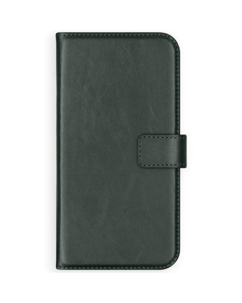 Echt Lederen Booktype iPhone 8 Plus / 7 Plus - Groen / Green