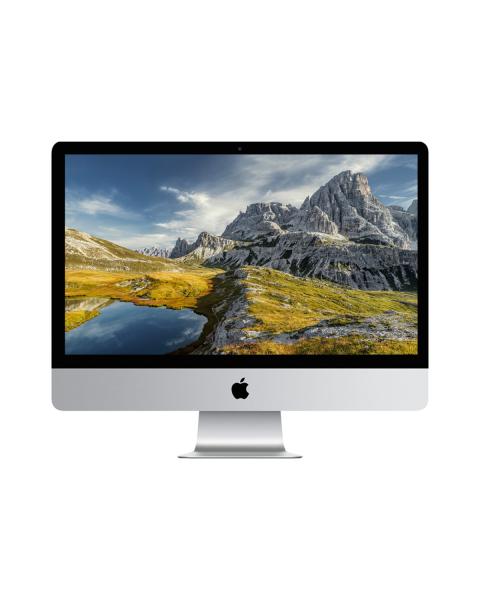 iMac 21-inch Core i5 2.7 GHz 1 TB HDD 16 GB RAM Silber (Ende 2013)