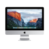 iMac 21-inch Core i5 3.1 GHz 1 TB SSD 8 GB RAM Zilver (4K, Late 2015)
