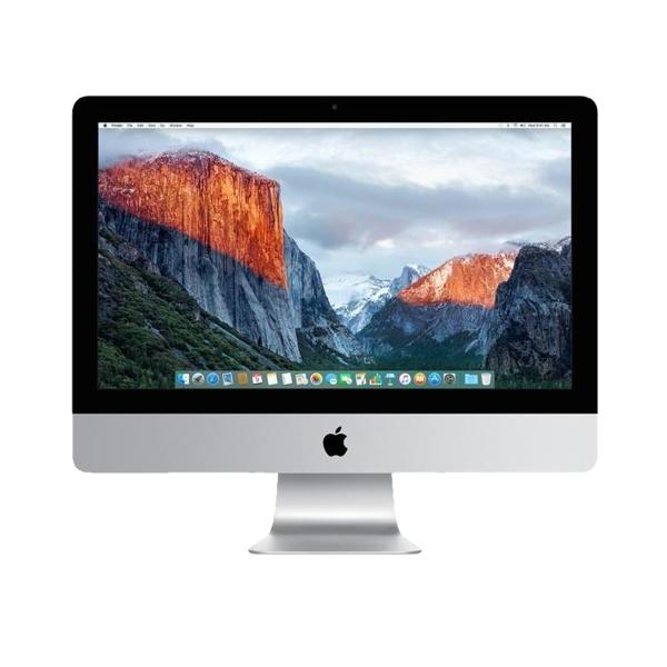 iMac 21-inch Core i5 3.1 GHz 1 TB HDD 8 GB RAM Silber (4K, Late 2015)