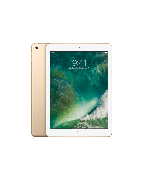 Refurbished iPad 2017 32GB WiFi + 4G Gold