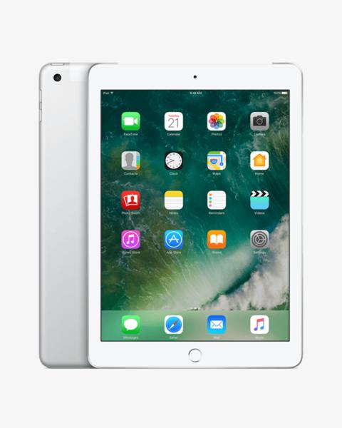 Refurbished iPad 2017 128 GB WiFi silber