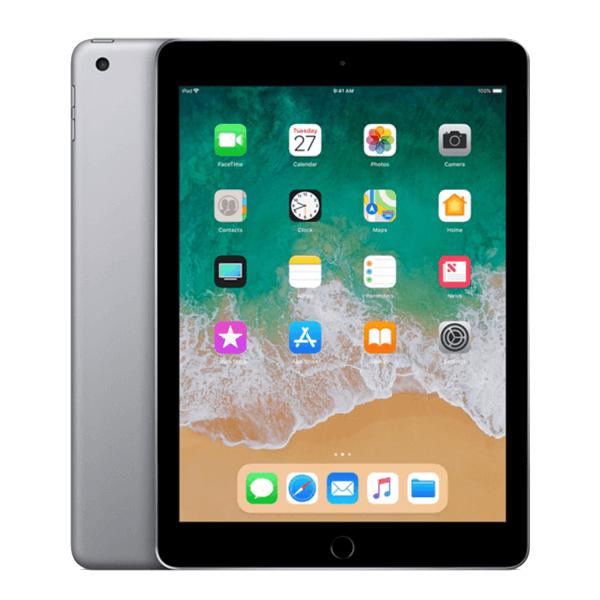 Refurbished iPad 2018 32 GB WiFi spacegrau