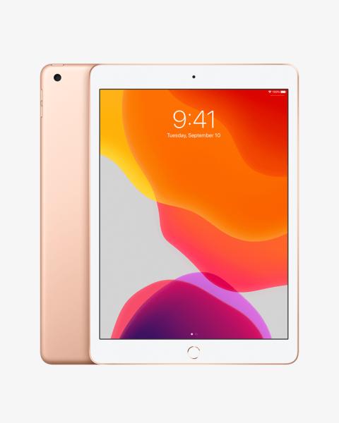 Refurbished iPad 2019 128GB WiFi gold