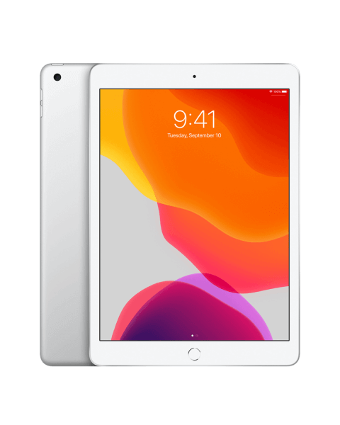 Refurbished iPad 2019 32GB WiFi silber