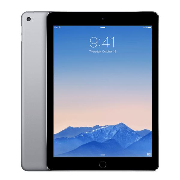 Refurbished iPad Air 2 32GB WiFi Schwarz/Space Grau