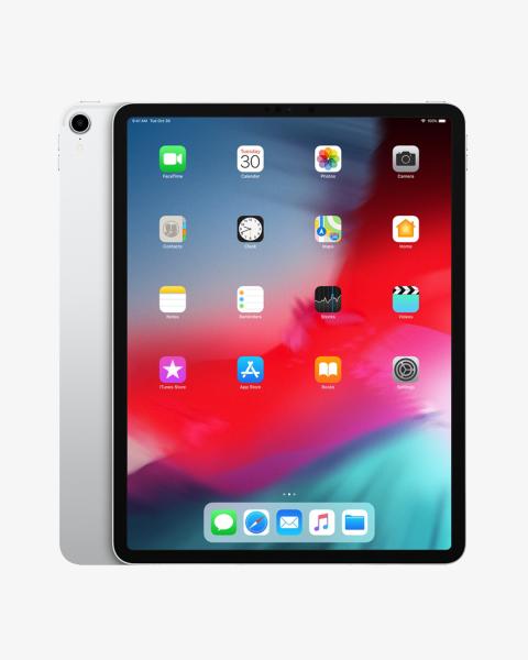 Refurbished iPad Pro 12.9 64 GB WiFi silber (2018)