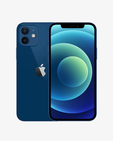 Refurbished iPhone 12 mini 64GB blauw