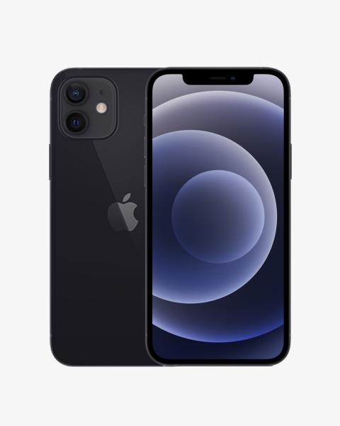 Refurbished iPhone 12 32GB schwarz