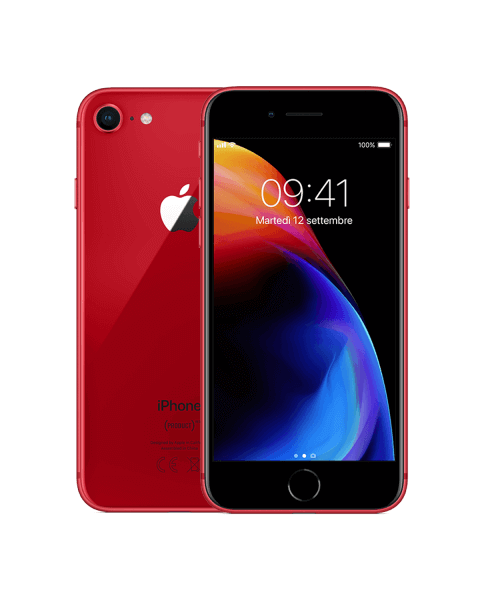 Refurbished iPhone 8 64 GB Rot