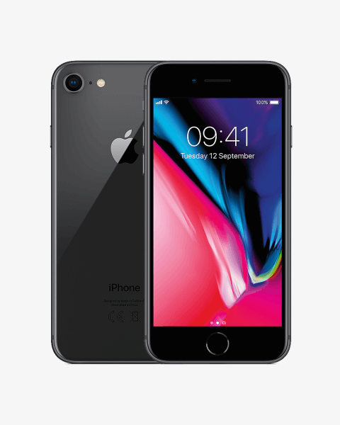 Refurbished iPhone 8 256 GB Weltraumgrau