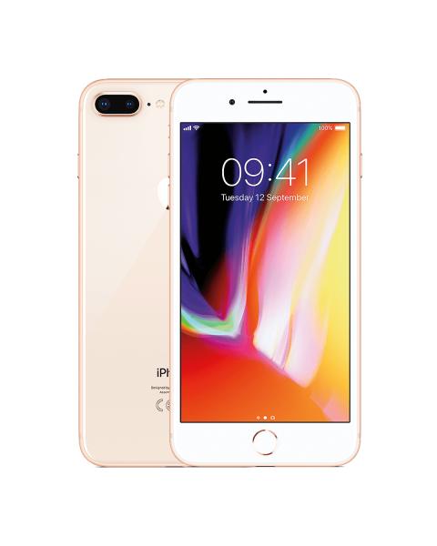 Refurbished iPhone 8 plus 128GB Gold