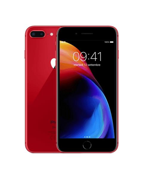 Refurbished iPhone 8 plus 64 GB Rot