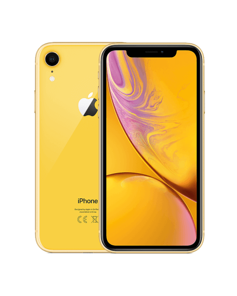 Refurbished iPhone XR 64 GB Gelb