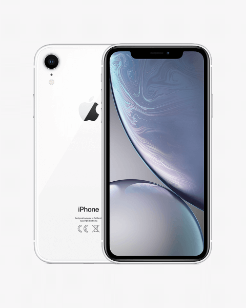 Refurbished iPhone XR 64 GB Weiß