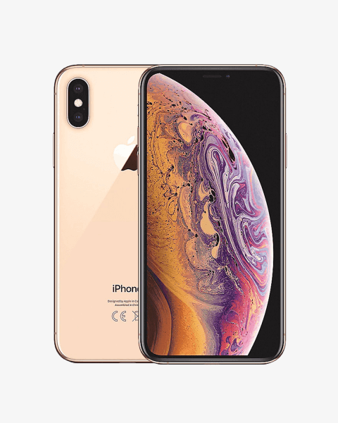 Refurbished iPhone XS Max 64 GB Gold