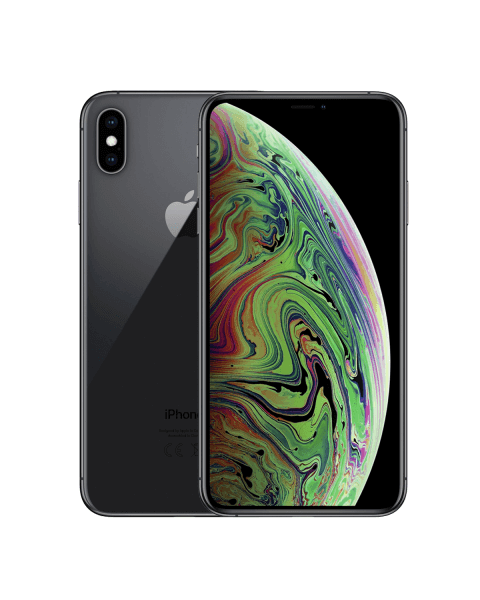 Refurbished iPhone XS Max 64 GB Weltraumgrau