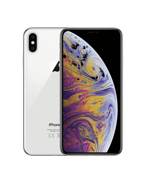 Refurbished iPhone XS Max 64 GB Silber
