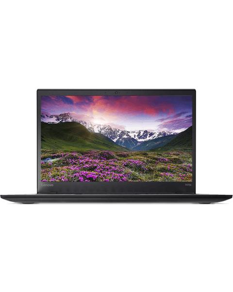 Lenovo ThinkPad T470 | 14 inch FHD | 6e generation i5 | 256GB SSD | 8GB RAM | QWERTY/AZERTY/QWERTZ