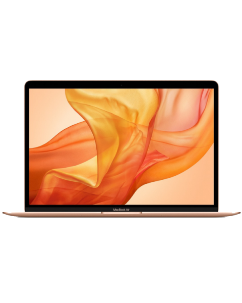 MacBook Air 13-inch Core i3 1.1 GHz 256 GB SSD 8 GB RAM gold (2020)