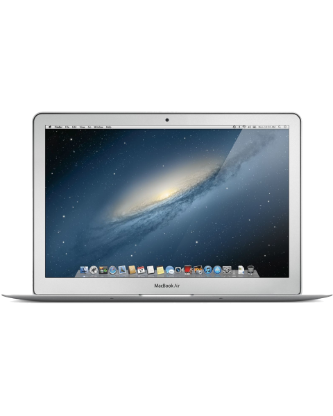 MacBook Air 13-inch Core i5 1.8 GHz 256 GB SSD 4 GB RAM silber (Mitte 2012)