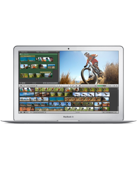 MacBook Air 13-inch Core i7 1.7 GHz 128 GB SSD 8 GB RAM silber (Mitte 2013)