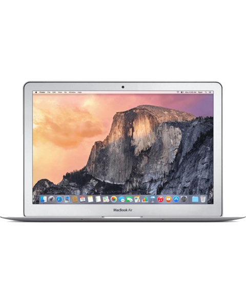 MacBook Air 13-inch Core i5 1.6 GHz 128 GB SSD 4 GB RAM Silber (Anfang 2015)