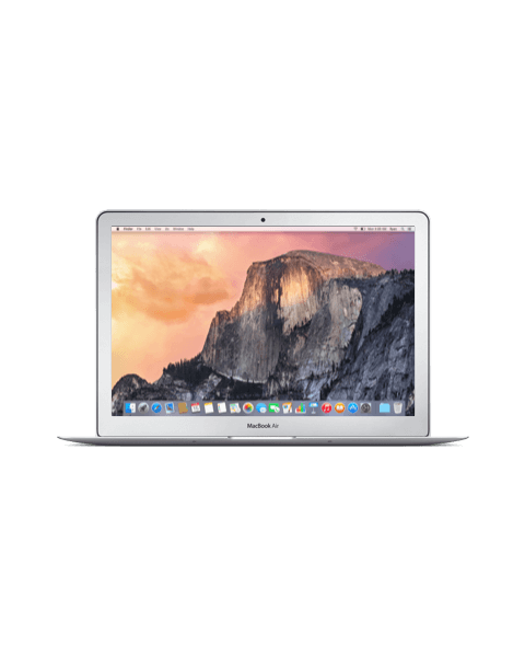 MacBook Air 13-inch Core i5 1.6 GHz 128 GB SSD 8 GB RAM Silber (Anfang 2015)