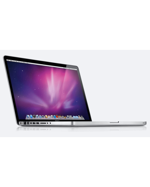 MacBook Pro 15-inch Core i7 2.3 GHz 256 GB SSD 8 GB RAM Silber (Mitte 2012)
