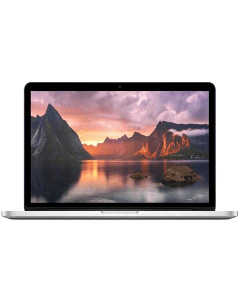 MacBook Pro 13-inch | Core i5 2.9 GHz | 128GB SSD | 16GB RAM | Silber (Early 2015)