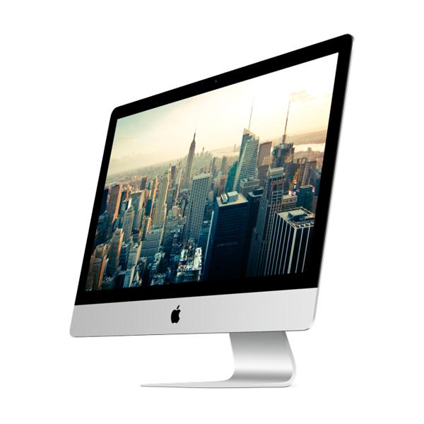 Refurbished iMac 21.5 inch i5 2.8 GHz 1TB HDD 8 GB RAM (Ende 2015)
