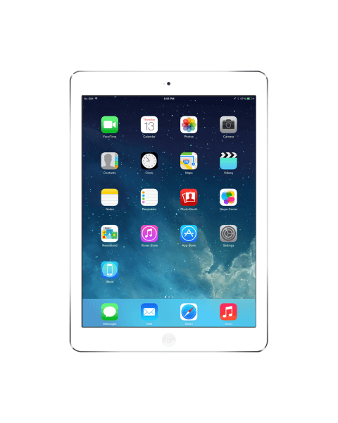 Refurbished iPad Air 1 32GB WiFi + 4G Silber