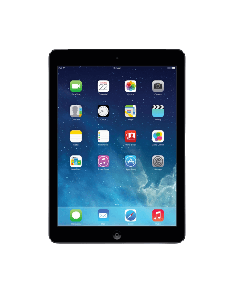 Refurbished iPad Air 1 16GB WiFi Schwarz/Space Grau