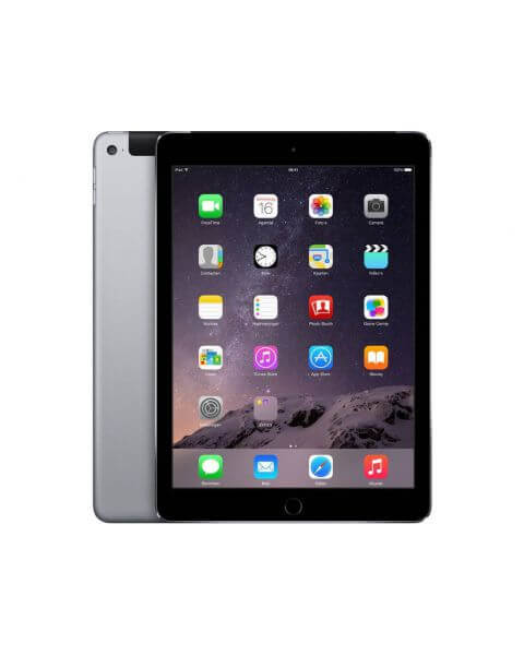 Refurbished iPad Air 2 16GB WiFi Schwarz/Space Grau