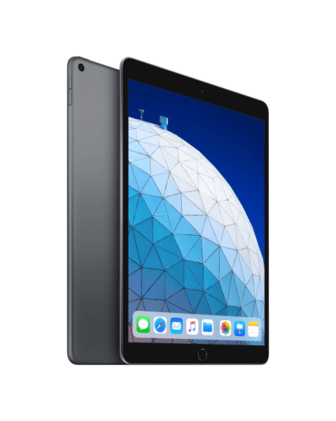 Refurbished iPad Air 3 256GB WiFi + 4G spacegrijs